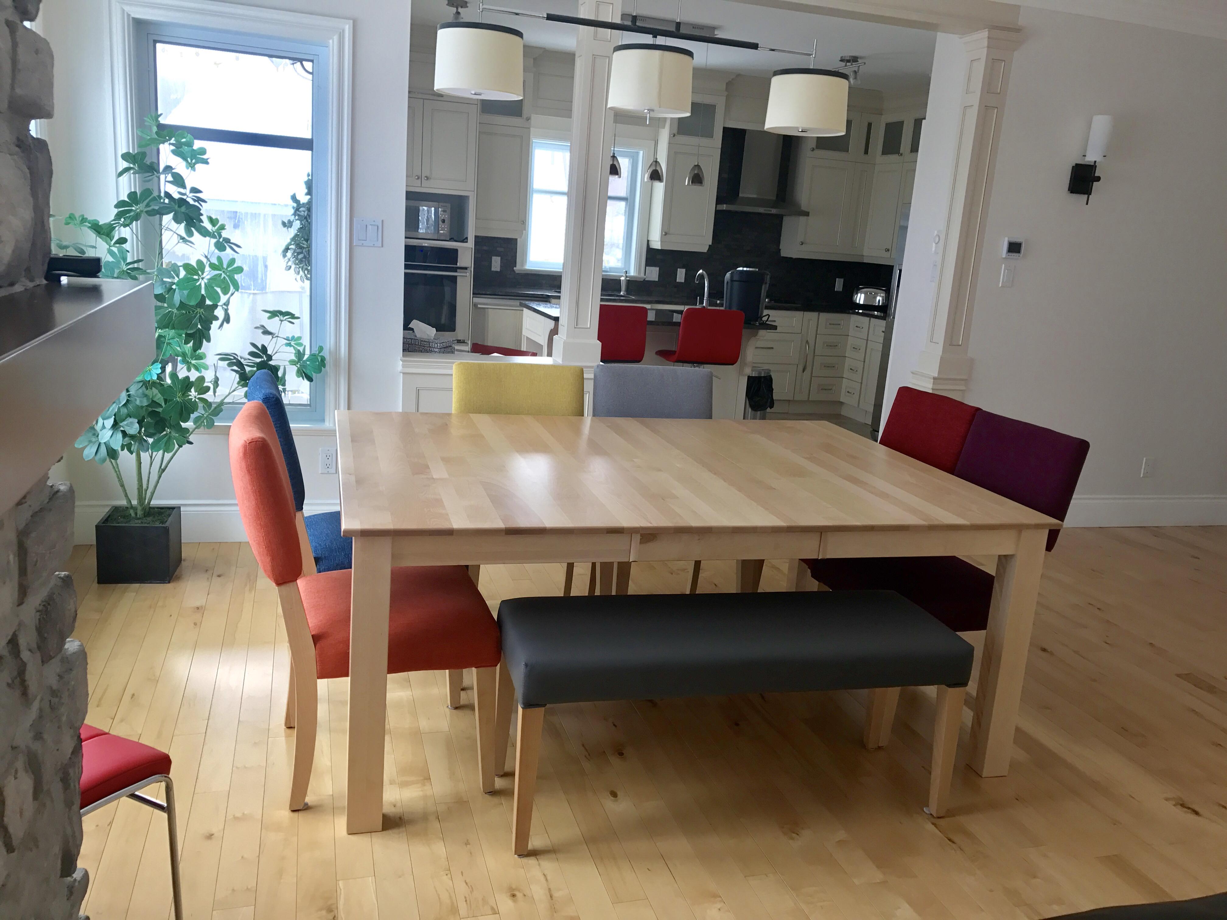 Table salle à manger 1